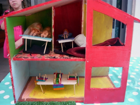 dafna's house