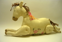 iman's horse