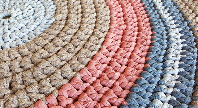 שטיח טריקו סרוג 2