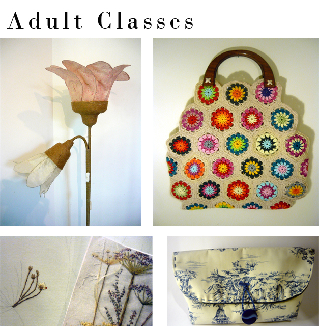 sewing, knitting and craft classes copy