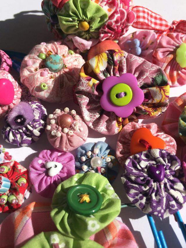 yoyo flowers