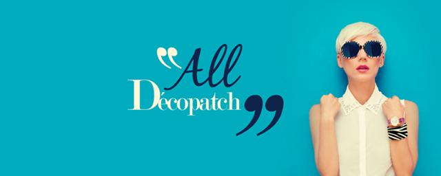 couverture decopatch