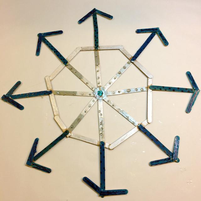 hanouka snowflakes 2