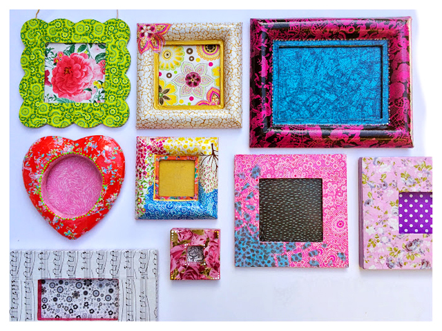 picture frame collection