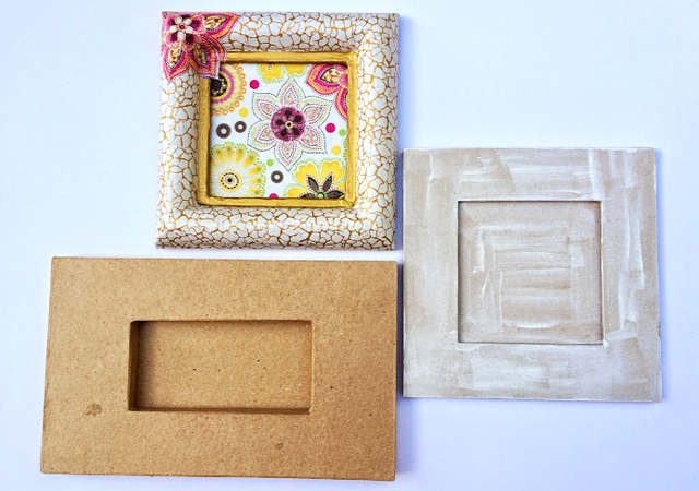 picture frame steps