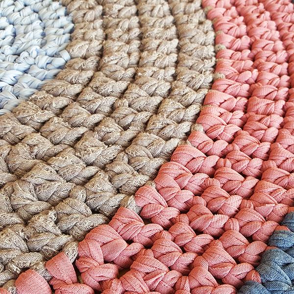 שטיח טריקו סרוג 600