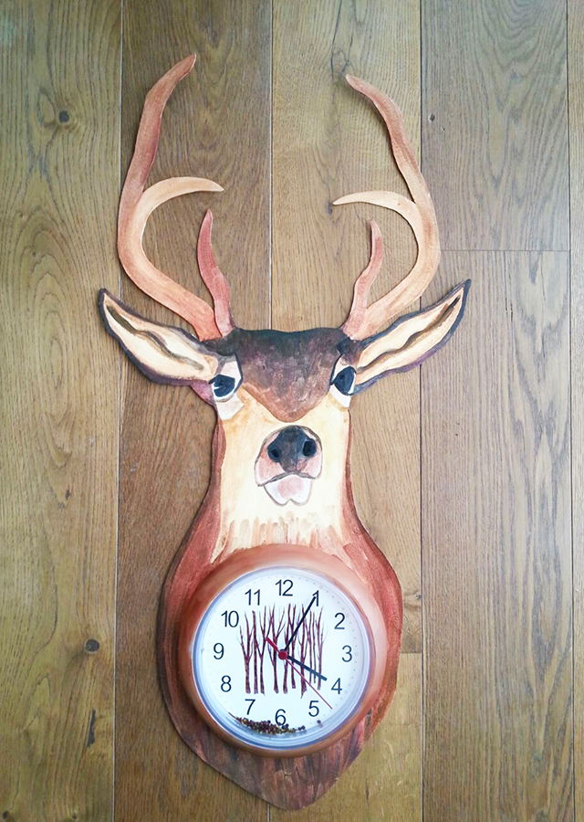 שעון צבי