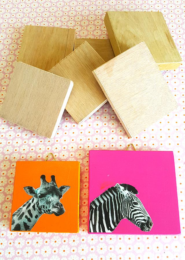 תמונות קטנות ממחזור עץ