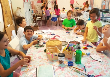 Art Summer Camp