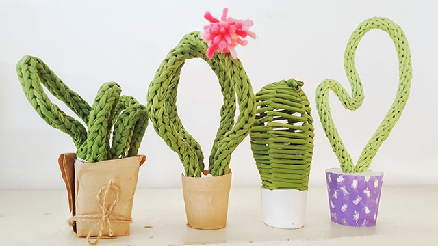 knitted-cactus