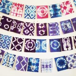 Shibori Print
