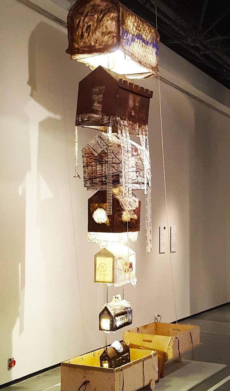 Rivka Potchebutzky - Paper Houses A memory Kit 2